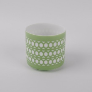 Ceramic Candle Holder Porcelain Contemporary Ceramic Lighting Tea Light Holder Tealight Holder