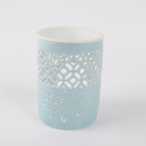 Ceramic Fragrance Oil Burner Tart Warmer