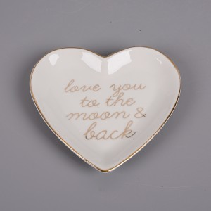 Tray-Ceramic-Love You To The Moon & Tack
