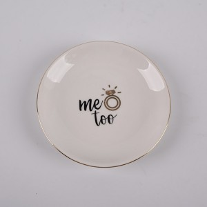 Sweet Water Decor Engagement Ring Jewelry Dish