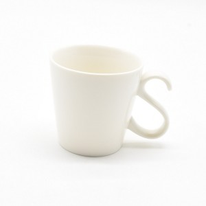 Heat resistant glass teacup ceramic cup office home boiling water teacup