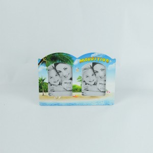 Customized Ceramic Picture Frame Clear Photo Frame