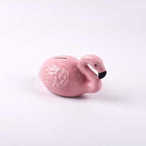 Cute Ceramic Duck Piggy Bank