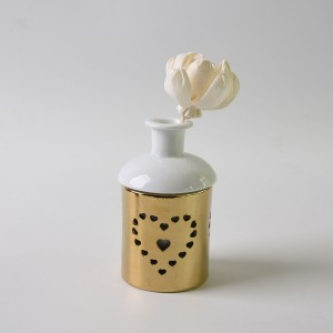 Love Series Ceramic Scent Reed Bottles Set With Free Samples
