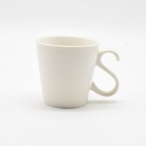 Ceramic Coffee Cups and Saucers
